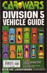 Board Game: Car Wars Supplement, Division 5 Vehicle Guide