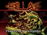 RPG Item: HELLAS: Princes of the Universe