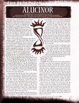 RPG Item: Bloodline: Alucinor
