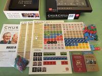 Board Game: Churchill