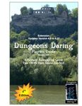 RPG Item: Dungeons Daring Players Guide Extension: Updates Version 4.0 to 4.01