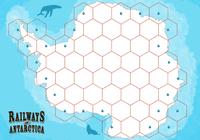 Board Game: Railways of Antarctica