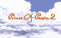 Video Game: Prince of Persia 2: The Shadow and the Flame