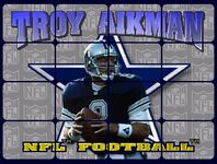 Video Game: Troy Aikman NFL Football