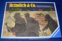 Board Game: Heimlich & Co.