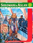 RPG Item: The MegaTraveller Alien, Volume 2: Solomani & Aslan: The Rimward Races