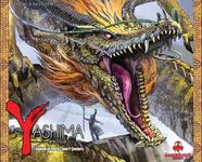 Board Game: Yashima: Legend of the Kami Masters