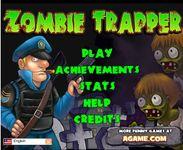 Video Game: Zombie Trapper