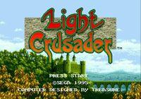 Video Game: Light Crusader