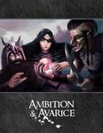RPG Item: Ambition & Avarice
