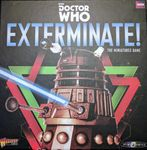 Board Game: Doctor Who: Exterminate! The Miniatures Game