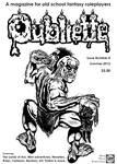Issue: Oubliette (Issue 8 - Summer 2012)