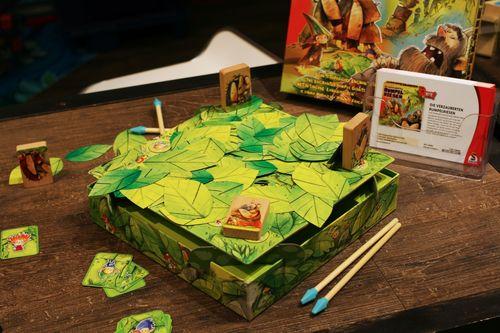 Board Game: Die verzauberten Rumpelriesen