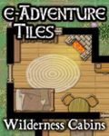RPG Item: e-Adventure Tiles: Wilderness Cabins