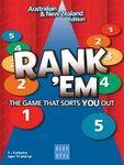 Board Game: Rank 'Em