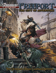 RPG Item: Freeport: The City of Adventure (3rd edition)