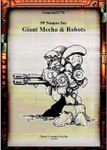 RPG Item: 99 Names for Giant Mecha & Robots