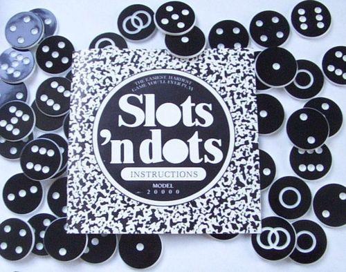 Board Game: Slots'n Dots