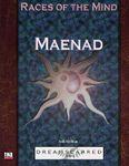 RPG Item: Races of the Mind: Maenad
