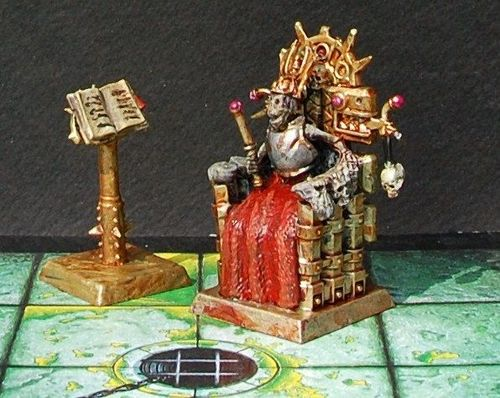 Board Game: Warhammer Quest: Catacombs of Terror