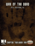 RPG Item: War of the Dead: Chapter Two (Collected)