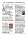Issue: One Thousand and One Nights and One Night (Vol. 1, Issue 3 - Apr 2007)