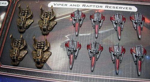 Board Game: Battlestar Galactica: The Board Game