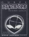 RPG Item: GURPS Black Ops