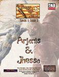 RPG Item: Dogs of War 2: Arjanis & Jhessa