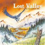 Board Game: Lost Valley: The Yukon Goldrush 1896