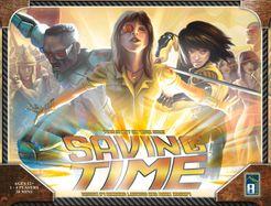 Saving Time Cover Artwork