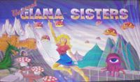 Video Game: The Great Giana Sisters