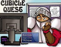 Video Game: Cubicle Quest