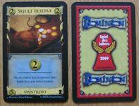 Board Game: Dominion: Stash Promo Card