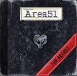 Board Game: Area 51: Top Secret