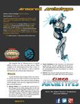 RPG Item: Super Archetypes: Armored Archetype