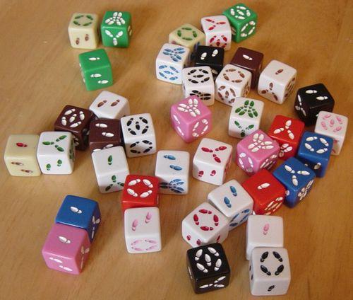 Board Game: Dancing Dice