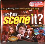 Board Game: Scene It? Harry Potter Deluxe