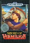 Video Game: Sword of Vermilion