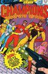 Issue: Champions Mini-Series (Issue 1 - Jun 1986)