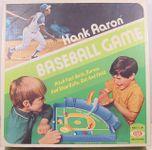Board Game: Hank Aaron Baseball Game