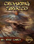 RPG Item: Croaking Sirocco
