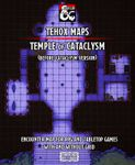 RPG Item: Tehox Maps Temple of Cataclysm (Before Cataclysm Version)