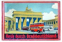Board Game: Reise durch Großdeutschland