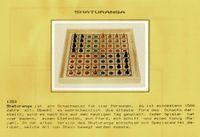 Board Game: Chaturanga