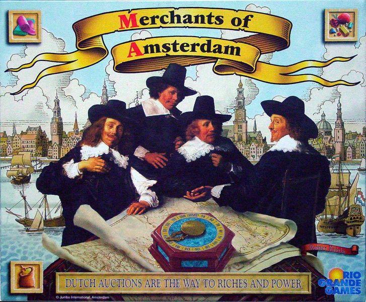 Box Cover - US Version by Rio Grande Games