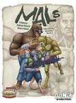 RPG Item: Mals: A Human-Animal Hybrid Sourcebook