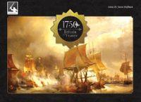 Board Game: 1750: Britain vs. France