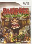 Video Game: Rampage: Total Destruction
