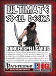 RPG Item: Ultimate Spell Decks: Ranger Spell Cards